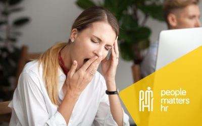 Spotting the signs of stress