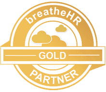 BreatheHR Gold Partner