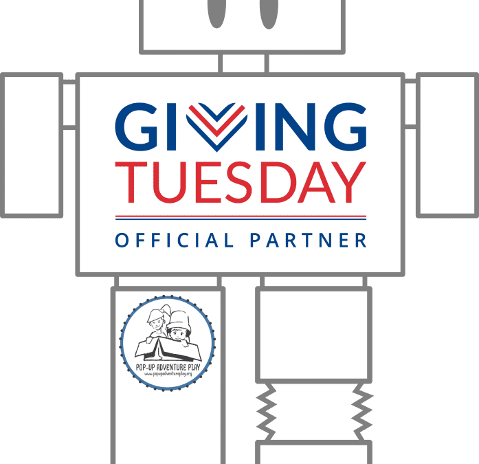 Giving Tuesday 2018: Playworker Travelling Fund