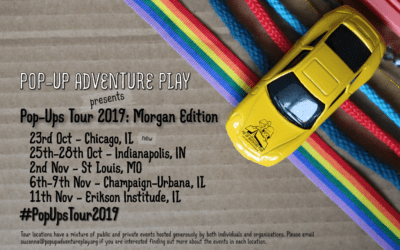 Pop-Ups Tour 2019: Morgan Edition