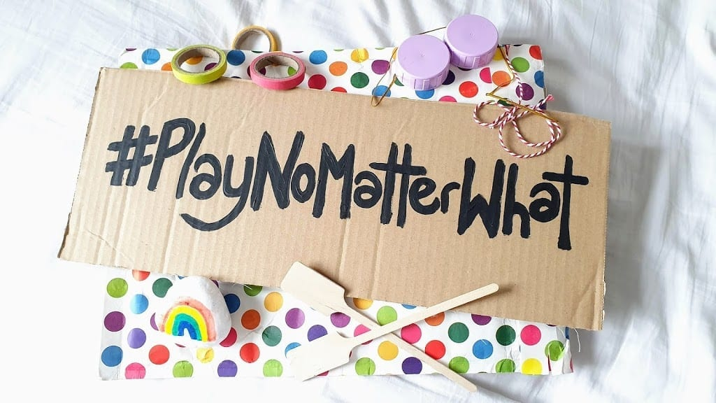 Pop-Up Play Shop: #PlayNoMatterWhat