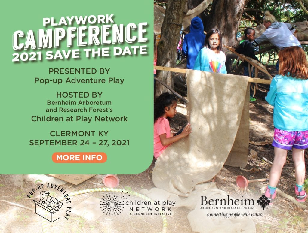 Official Playwork Campference 2021 release