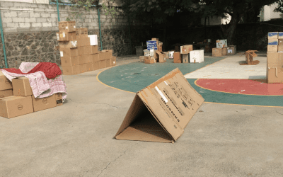 Once Upon a Pop-Up Adventure Playground – Guest Writer