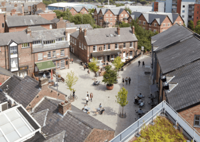 Project Management – Altrincham Town Centre