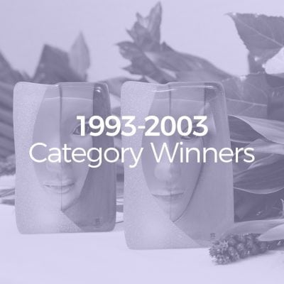 1993-2003 Category Winners
