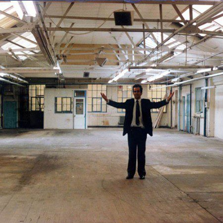 Last Day at the 4th premises in July 1990, Stockport prior to moving to our current site.