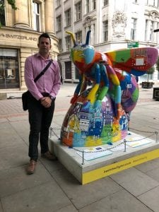 Jason Richardson, Galloways Sales Director explores the Bees whilst in Manchester.