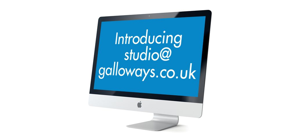 Introducing the Galloways Studio