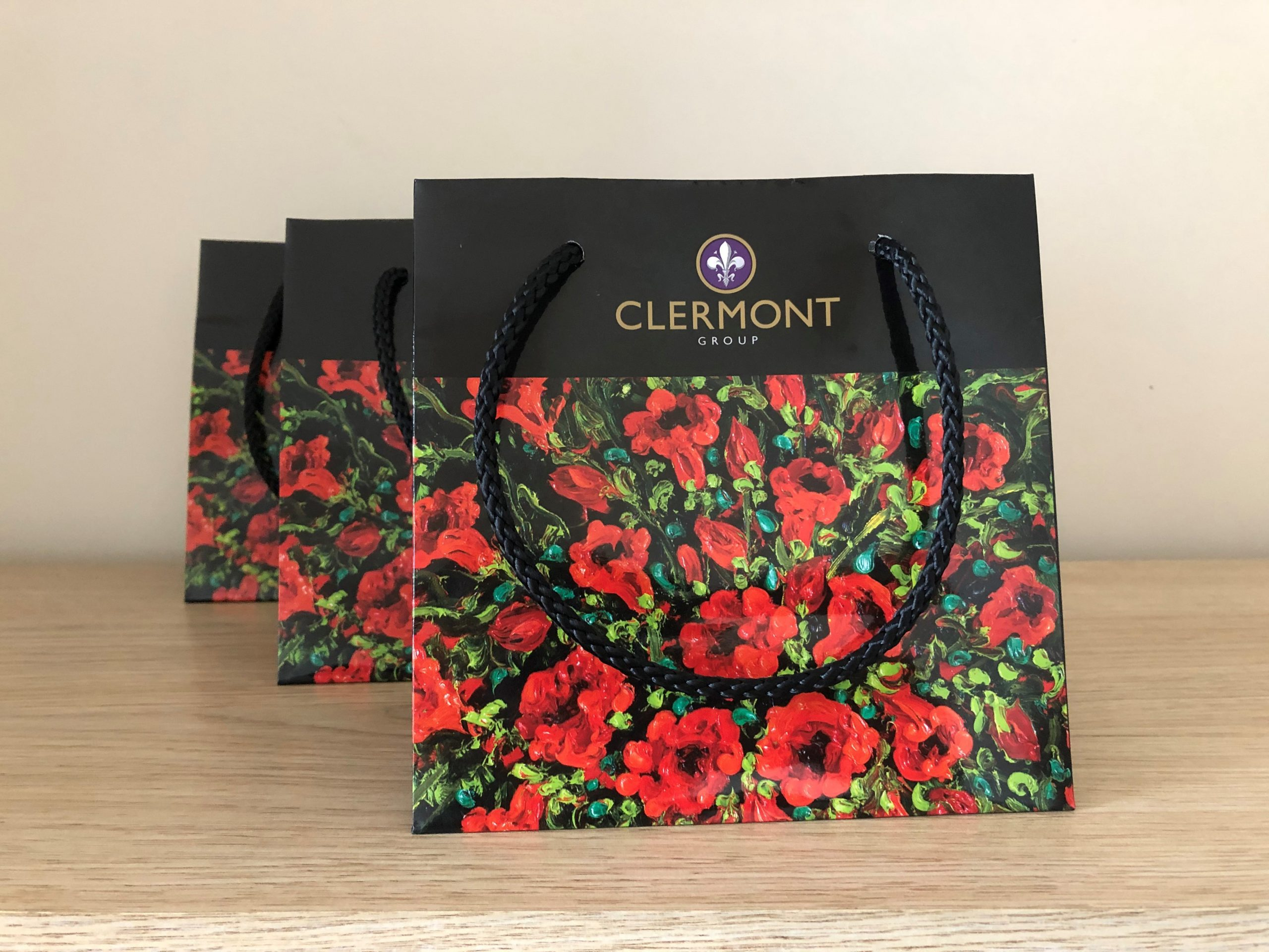 Stunning Printed Presentation Bags