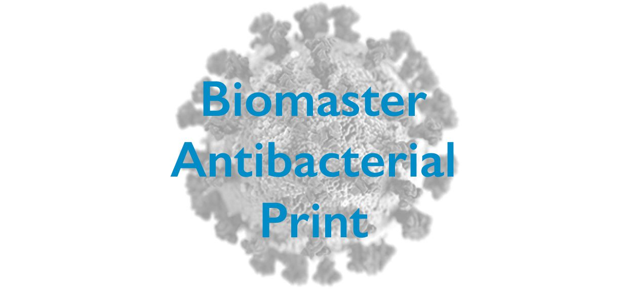 Anti Bacterial Print in partnership with Biomaster
